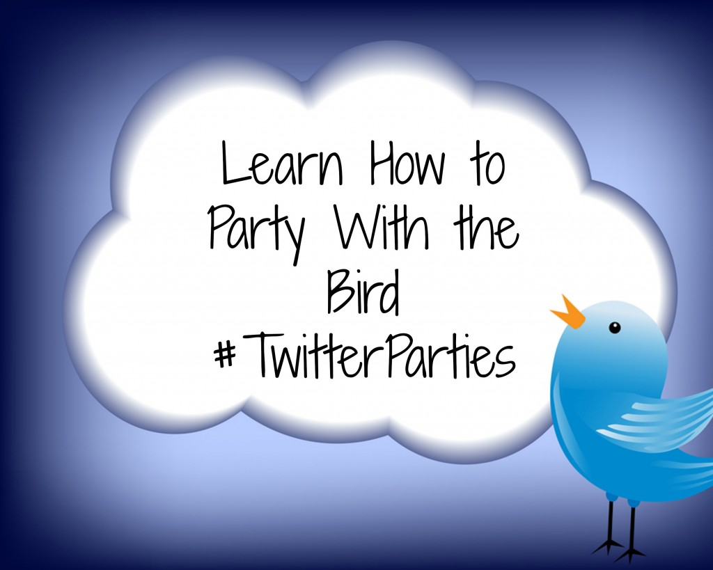 understanding twitter parties, how to do a twitter party, what are twitter parties