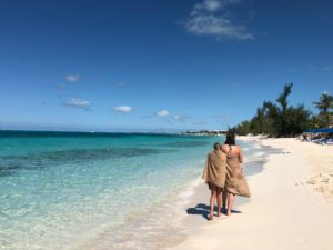 Social Media ON the Sand, Balance is important, Beaches resorts, Turks and Caicos
